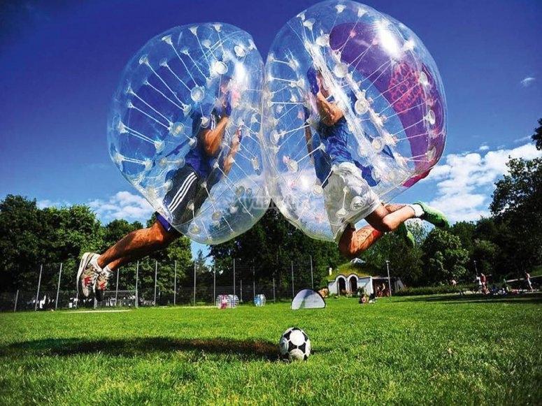 Attrezzatura da bolla in aria