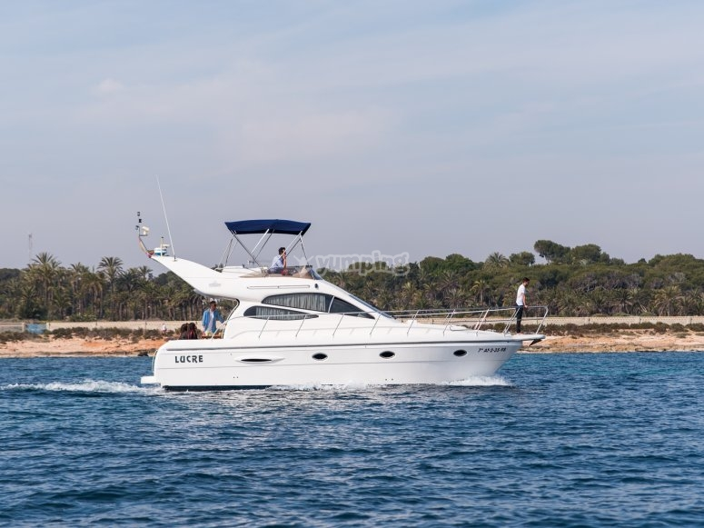 Noleggio barca a Torrevieja