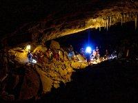 Ruta de espeleología Cueva de La Excéntrica 3h
