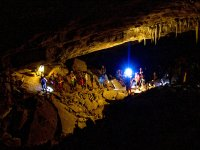 Tour por cueva La Excéntrica