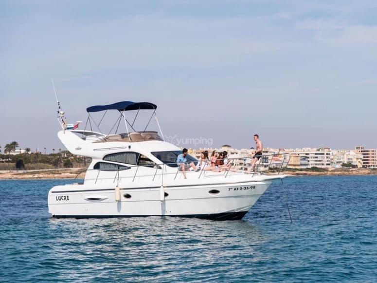 Una rilassante passeggiata lungo la costa di Alicante