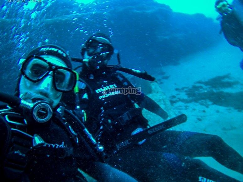 卡门港潜水