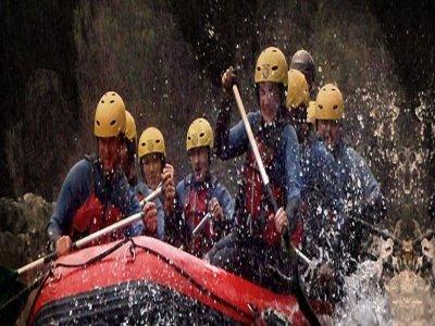 Aventura Rías Baixas Rafting