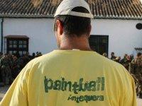 Monitor de paintball Antequera