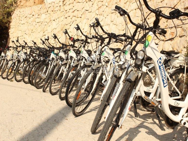 Electric bike rental in Benidorm