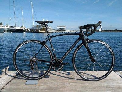 Carbon bike, 3 giorni, Benidorm