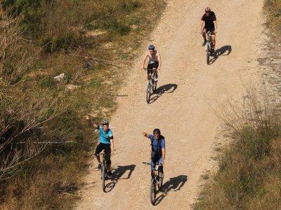 Noleggio mountain bike 1 giorno a Benidorm