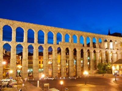 Madrid a 1 Paso Segovia