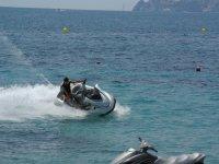 acrobacias motos de agua