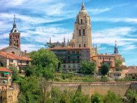 Arquitectura religiosa en Segovia