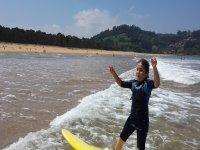Piccolo surfista