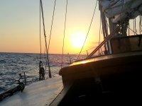 海上的日出Alboran