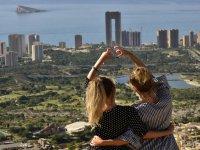Enamorados de la ciudad alicantina