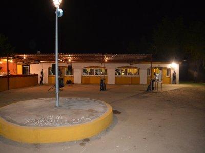 Capea y airsoft de noche San Martín de la Vega