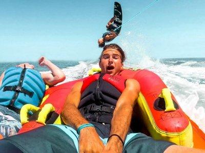 Addio al celibato 7 attività acquatiche Ibiza