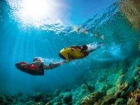 Immersione con seabob