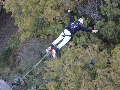 Bungee jumping in Madrid on weekdays with photos