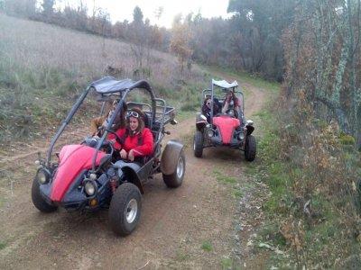 Ruta en buggy biplaza zona de Tras os Montes