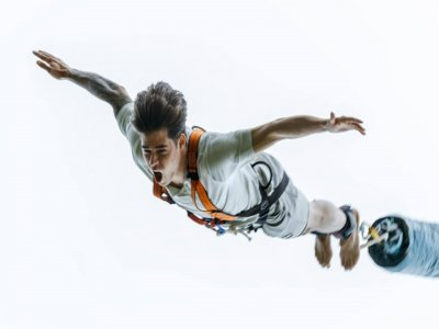 Salto Classic Bungee Jumping Lloret de Mar 30分钟