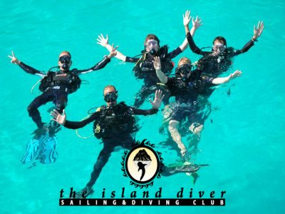 The Island Diver Team Building