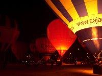 globos de noche