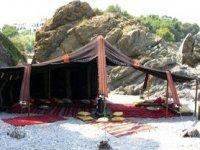 晚餐在Haima Berber