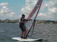 windsurfing for children
