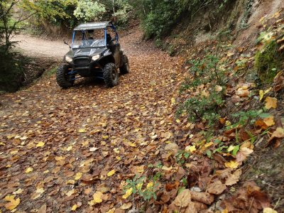2-hour buggy route in Calaf 2 hours