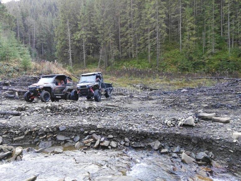 Escapada rural en buggy por Calaf
