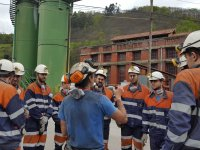 historia de la mina asturiana