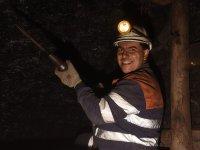 picar carbón mina Asturias
