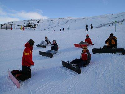 Marazul Ocio y Aventura Snowboard