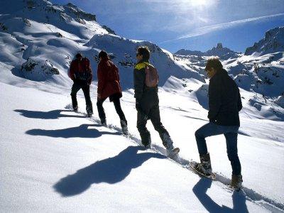 Marazul Ocio y Aventura Raquetas de Nieve