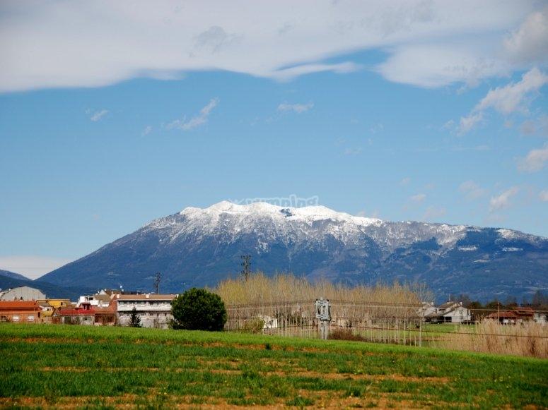 Massif del Montseny