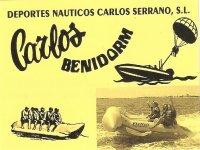 Carlos Water Sports Benidorm Parascending