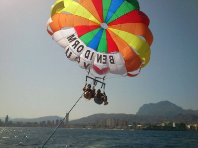 Carlos Water Sports Benidorm Parascending
