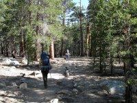 hiking in granada