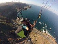 滑翔伞课程金丝雀