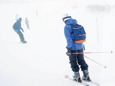 Baqueira的私人滑雪课1小时