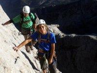 Orange Climbing