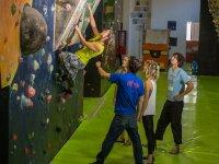 Directed climbing groups