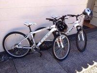 Erjos的山地自行车