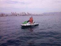 Tour in moto d'acqua a Benidorm