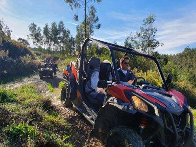Pack ruta buggy y paseo en moto de agua en Gijón