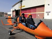 Ready for a microlight ride