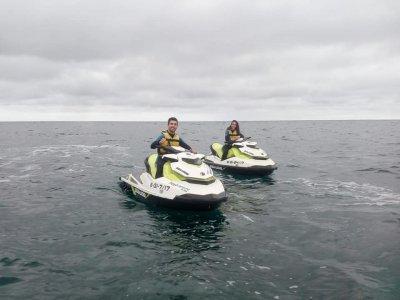 Moto de agua y flyboard en Villaviciosa