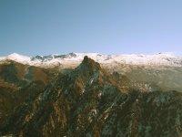 landscape of sierra nevada