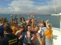 boat celebration