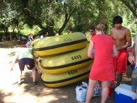 canoas listas