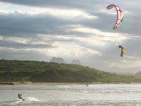 dia de kitesurf